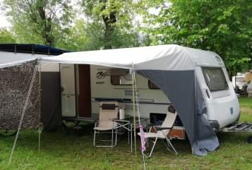 Wohnmobil mieten in Kronstorf von privat | Knaus Hans Knaus(s)