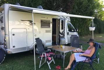 Wohnmobil mieten in Groß-Umstadt von privat | Laika Carlos