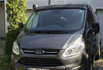 Wohnmobil mieten in Rottweil von privat | Ford Tante Mary