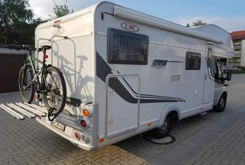 Wohnmobil mieten in Helmstedt von privat | Ford  Lady Liberty