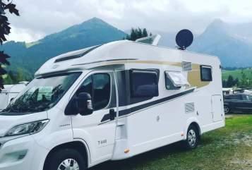 Wohnmobil mieten in Kutzleben von privat | Carado Carado  T 448