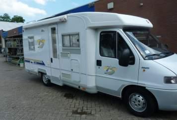 Wohnmobil mieten in Almere von privat | Burstner Burstner