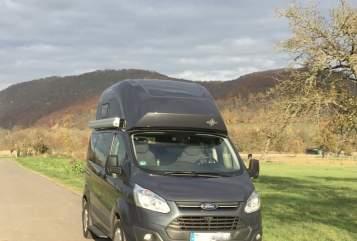 Wohnmobil mieten in Jena von privat | Ford Nuggi