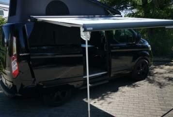 Wohnmobil mieten in Herscheid von privat | Ford  Nugget