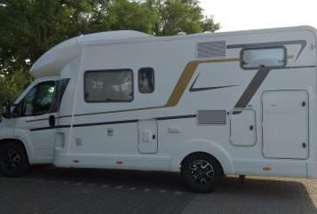 Wohnmobil mieten in Schwabenheim an der Selz von privat | Eura Mobil Traummobil