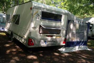 Wohnmobil mieten in Scharnebeck von privat | Knaus Klaus Südkind