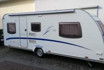 Wohnmobil mieten in Rheinstetten von privat | Bürstner Bobby