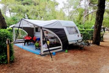 Wohnmobil mieten in Geretsried von privat | Eifelland VillaKunterbunt