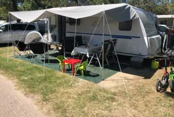 Wohnmobil mieten in Augsburg von privat | Knaus Holiday