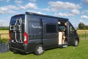 Wohnmobil mieten in Witten von privat | Clever Carl