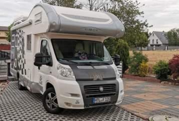 Wohnmobil mieten in Grimma von privat | Rimor Willy