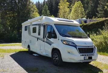 Wohnmobil mieten in Soest von privat | Knaus Hugo