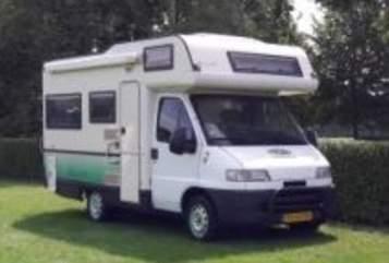 Wohnmobil mieten in Den Haag von privat | Fiat Sminty Minty