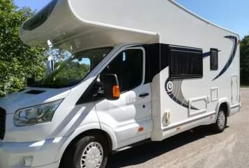 Wohnmobil mieten in Schrobenhausen von privat | Chausson Wolkie