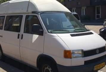 Wohnmobil mieten in Utrecht von privat | VW VW Caravelle