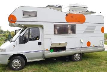 Wohnmobil mieten in Soest von privat | Hymer Der Dicke
