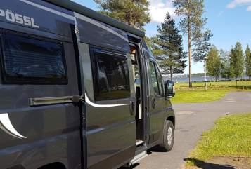 Wohnmobil mieten in Neu Gülze von privat | Pössl Pössl 2 win