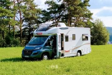 Wohnmobil mieten in Dautphetal von privat | Challenger Konrad