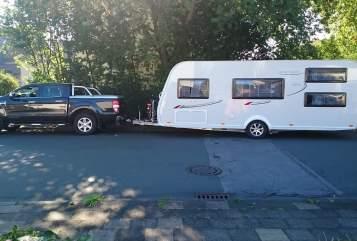 Wohnmobil mieten in Hamm von privat | LMC  Hälgar