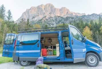 Wohnmobil mieten in München von privat | Opel Emma
