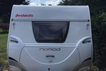 Wohnmobil mieten in Wegberg von privat | Dethleffs Luxus Camper