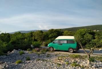 Wohnmobil mieten in Halle von privat | VW Cartho