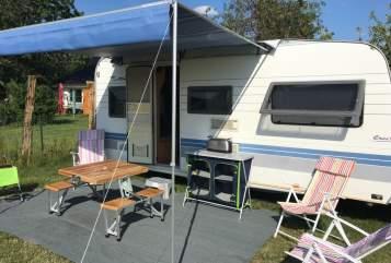 Wohnmobil mieten in Plau am See von privat | Hobby Sun & Fun 1