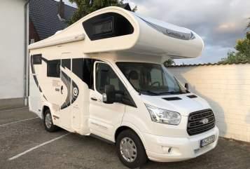 Wohnmobil mieten in Warburg von privat | Ford Traveler