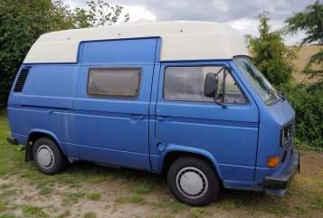 Wohnmobil mieten in Dummerstorf von privat | VW  Muffi