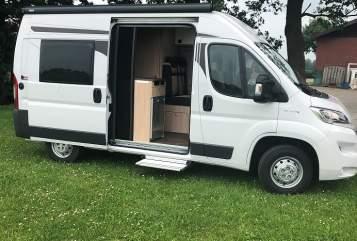 Wohnmobil mieten in Haren von privat | Pössl Roadcar 640