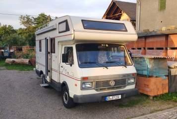 Wohnmobil mieten in Zwickau von privat   Karmann Lt 31 Karmann