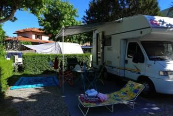 Wohnmobil mieten in Klettgau von privat | Fiat Ducato Womi