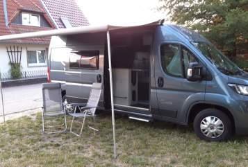 Wohnmobil mieten in Salzwedel von privat | Karmann Buddy