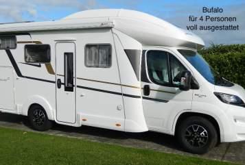Wohnmobil mieten in Schongau von privat | Eura Bufalo
