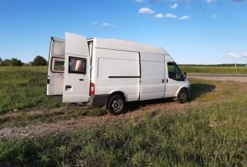 Wohnmobil mieten in Neubrandenburg von privat   Ford Rudi