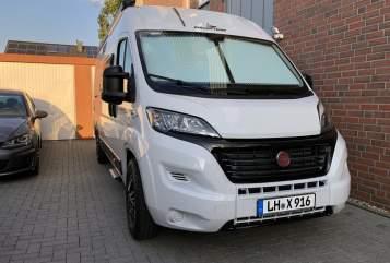 Wohnmobil mieten in Werne von privat | Roller Team Erwin