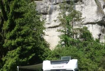 Wohnmobil mieten in Sommerhausen von privat | Sunlight Sunshine