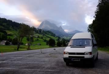 Wohnmobil mieten in Freising von privat   VW Hotel T4