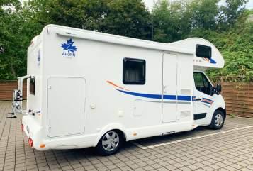 Wohnmobil mieten in Hannover von privat | Renault Eriksson