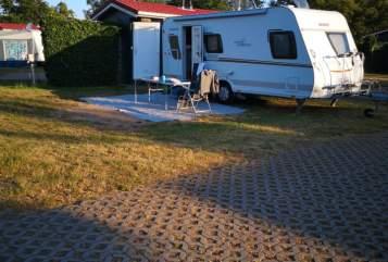 Wohnmobil mieten in Billerbeck von privat | Dethleffs  Ledara