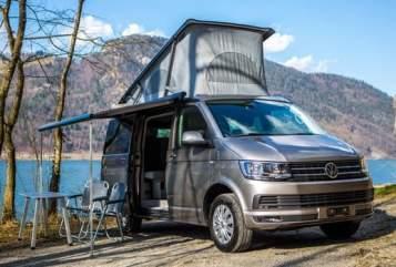 Wohnmobil mieten in Am Mellensee von privat | VW VWT6 California