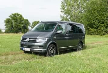 Wohnmobil mieten in Dresden von privat | Volkswagen T6 California 4Motion Bullis Traum