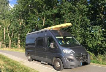 Wohnmobil mieten in Radebeul von privat | Citroën  Grinsekatze