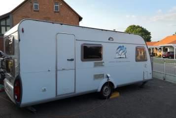 Wohnmobil mieten in Ilsede von privat | Knaus Südwind 550