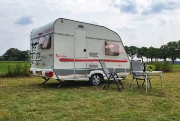 Wohnmobil mieten in Drijber von privat | Beyerland Beyerland 350-2