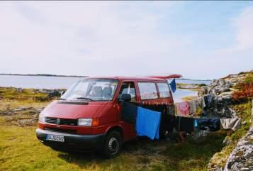 Wohnmobil mieten in Bonn von privat | WV Bernadette