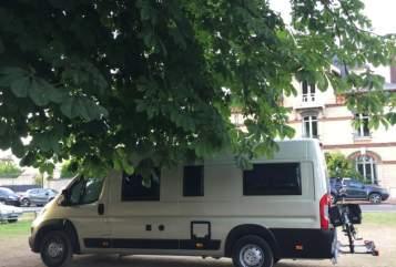 Wohnmobil mieten in Edam von privat | Pössl Poezel