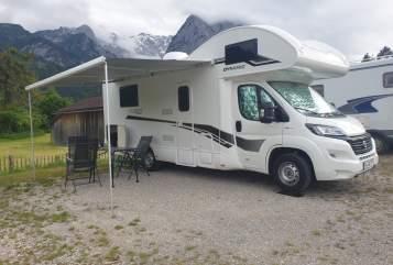 Wohnmobil mieten in Augsburg von privat | XGO Karina