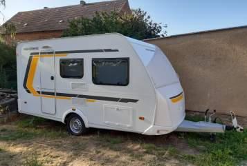 Wohnmobil mieten in Ausleben von privat | Weinsberg Weinsberg 400LK
