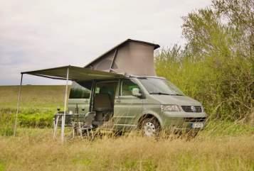 Wohnmobil mieten in Gelsenkirchen von privat | VW T5 Camper 4x4